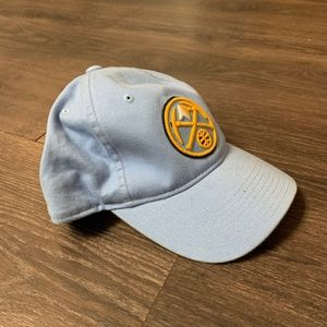 Mitchell & Ness Denver Nuggets NBA Snapback Hat